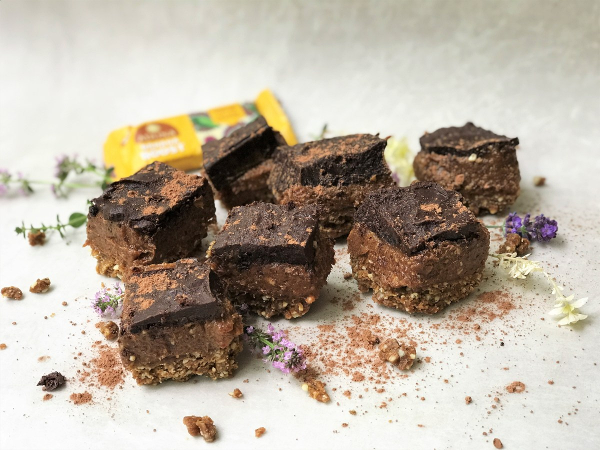 Raw Banoffee Boost Slices