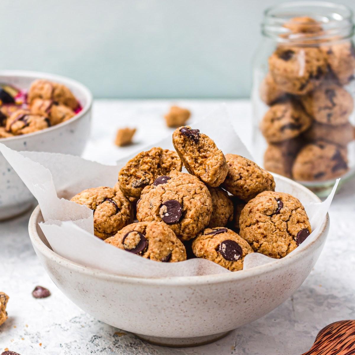 Tahini Chocolate Chip Cookie Crisp Cereal