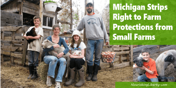 michigan strips right to farm protections