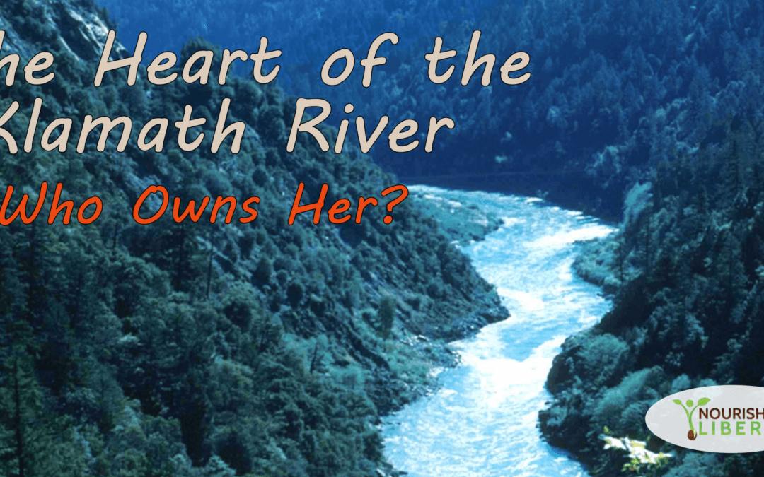 The Heart of Klamath River
