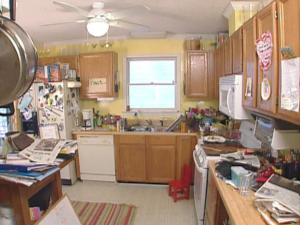 Melton's kitchen