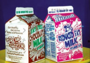 Flavored Milks