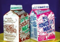 Flavored Milks