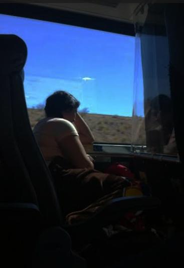 Taking The Greyhound Bus from Salt Lake City, Utah to Las Vegas, Nevada