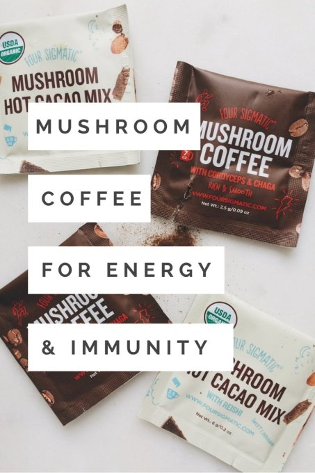 Reishi, Chaga, Cordyceps and Lion's Mane are a couple of common medicinal mushrooms that are extremely effective at helping us build resistance to disease, viruses and environmental toxins. Click through to read more, or pin to save for later!