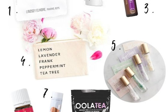 Essential Oil Lovers Holiday Gift Guide   Christmas Gift Ideas 2018   Young Living Essential Oils Christmas 2018