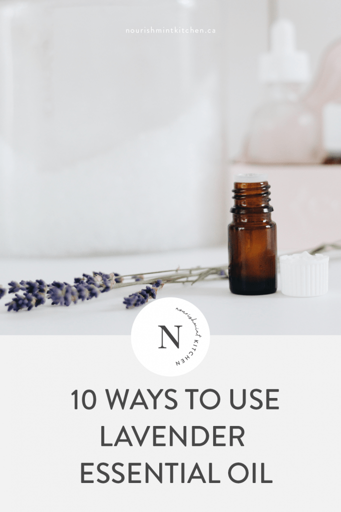 Lavender is one of the most well known essential oils on the planet, for good reason! I love all of my essential oils...but if I had to choose just one oil to use for the rest of my life, lavender would probably be it!