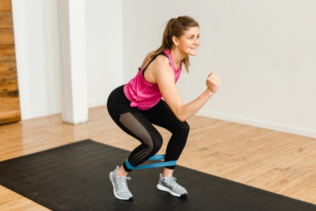 8 Best Resistance Band Exercises For Legs
