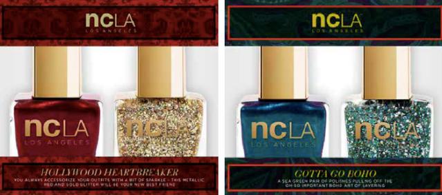 ncla nail glitter sets