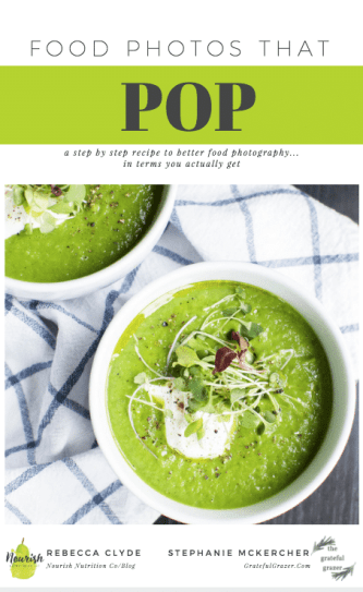 My Biggest Food Photography Mistakes.. and How To Not Make Them | www.nourishnutritionblog.com