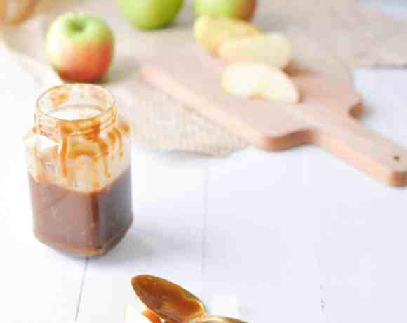 Easy 10 Minute Caramel Sauce