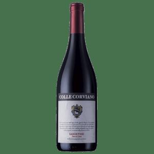 Colle Corviano Sangiovese Wine