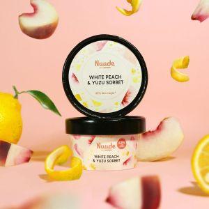 Nuude White Peach & Yuzu Sorbet