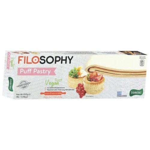 Filosophy Puff Pastry 850g Vegan