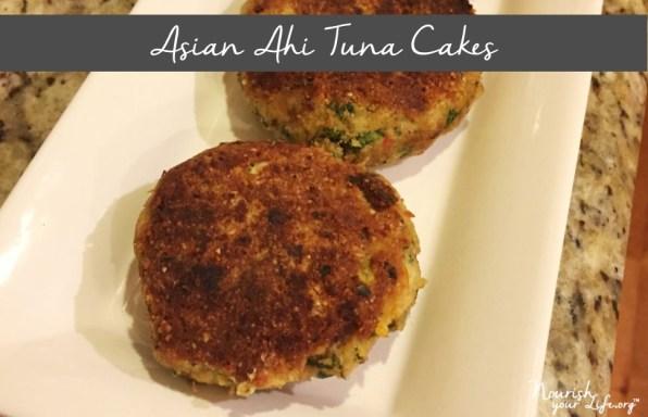 Asian Tuna Cakes