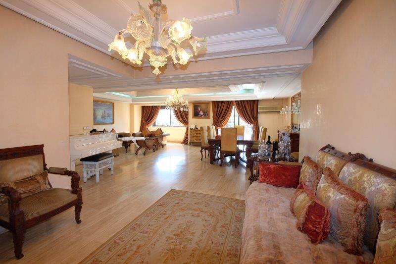 appartement luxe casablanca vente