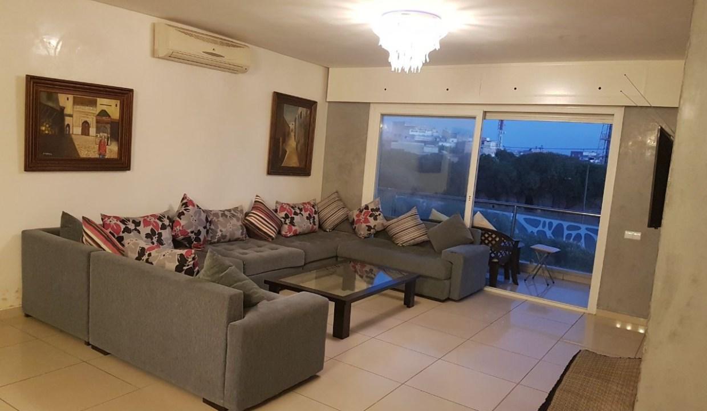 Dar Bouazza luxueuse location meublé