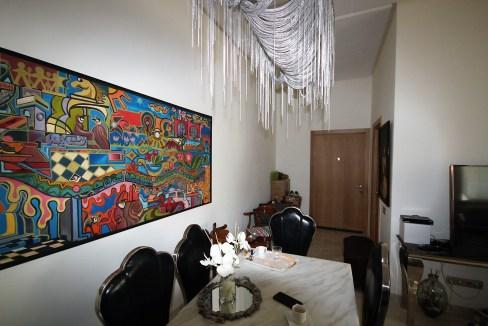 à louer dans résidence recherchée neuve un appartement meublé avec des finitions de qualités de 95 m²
