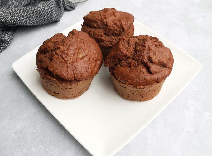 muffins au chocolat et à la bière