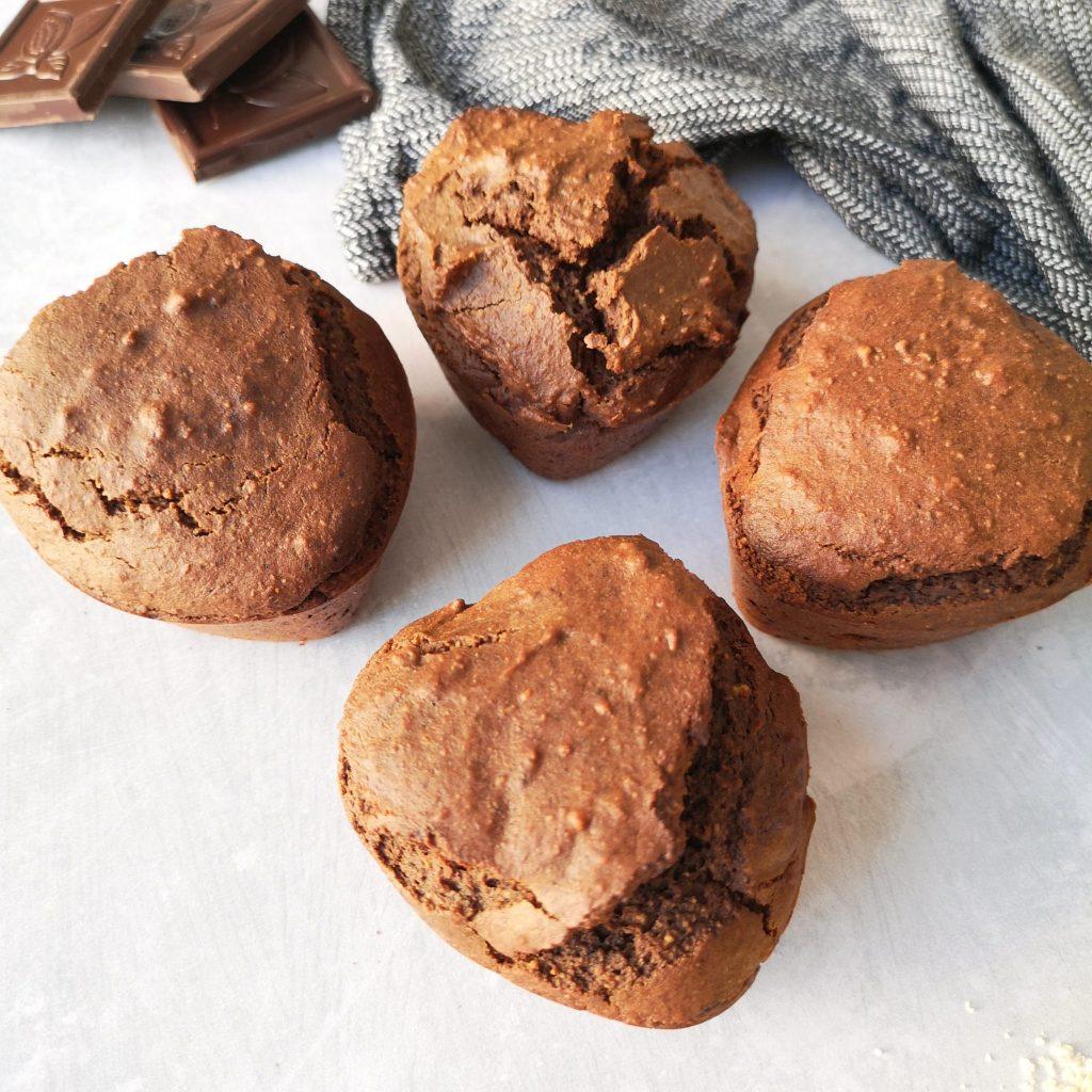 muffins st valentin