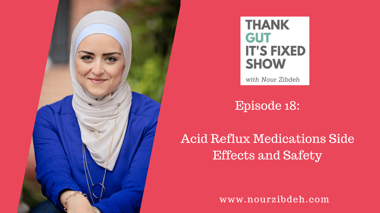 acid reflux medications