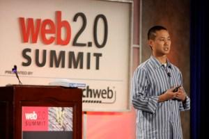 Tony Hsieh en 2008