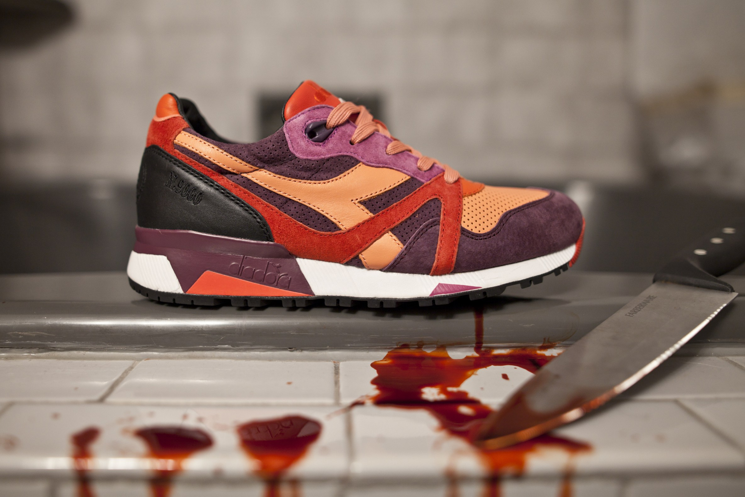 Horror Themed Diadora x Extra Butter Collab is Here
