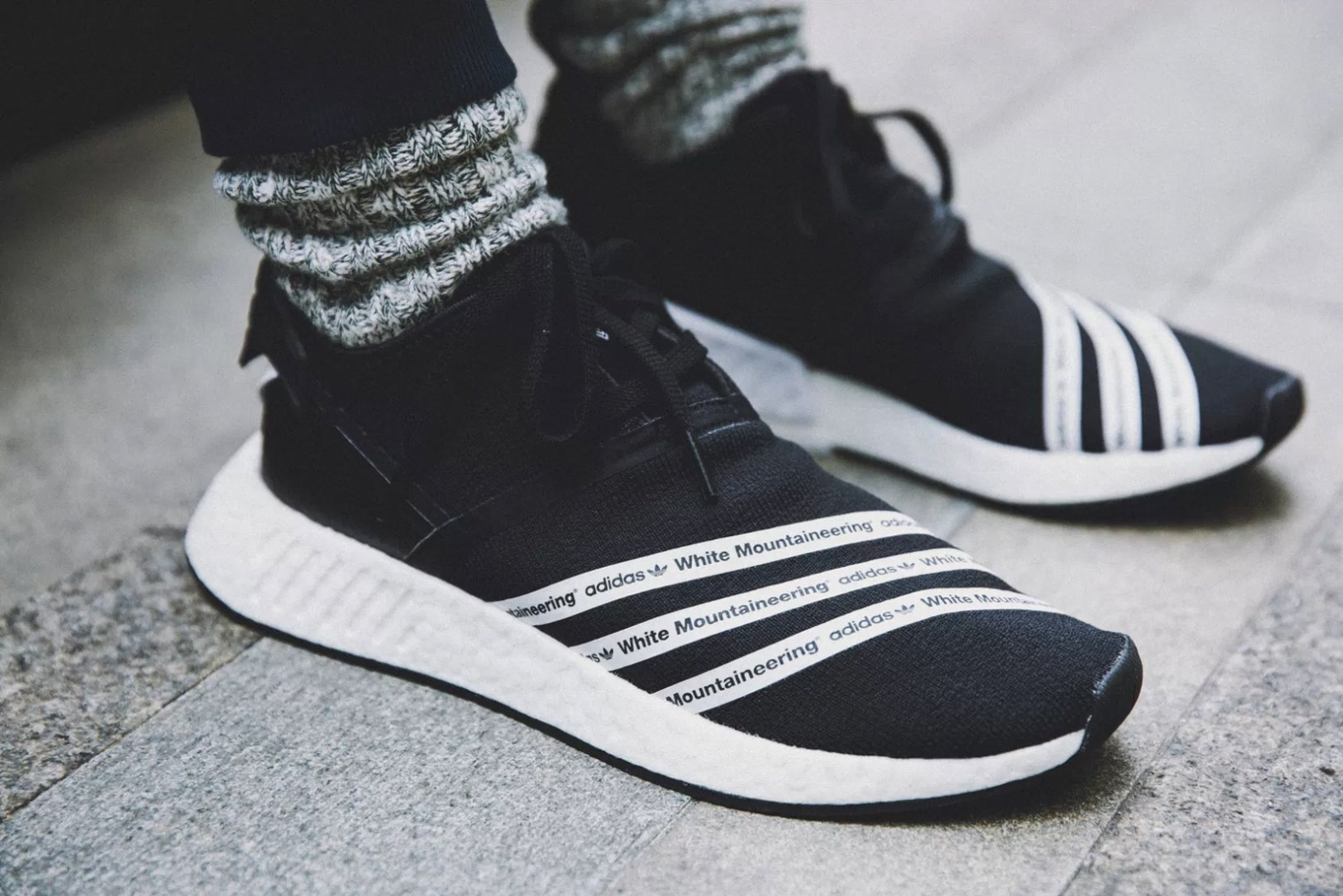 7a8355c0fbcb9 White Mountaineering and adidas Originals Are Releasing an Entire