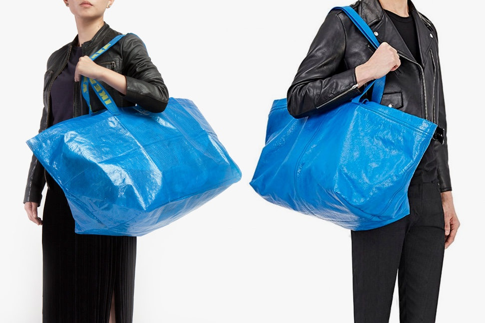 Why has the Streetwear Community Been So Obsessed over this IKEA Bag?