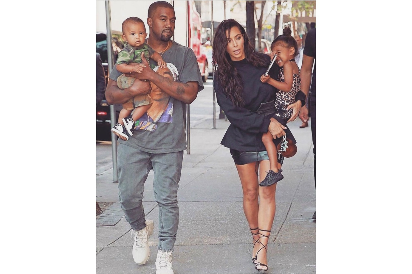 9351dd91b Kanye and Kim Release  The Kids Supply  Collection
