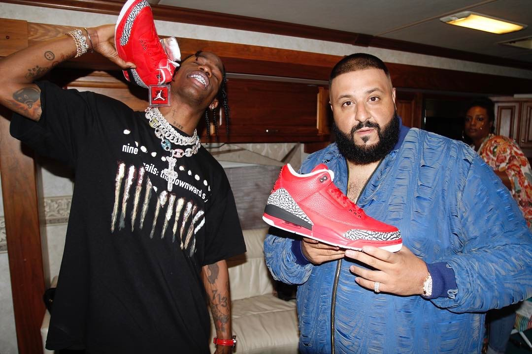 best service 964b8 93e00 DJ Khaled will be getting his very own Air Jordan 3
