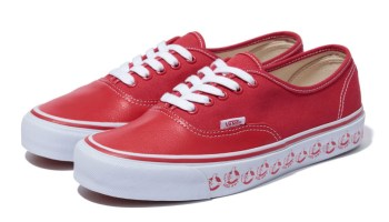 59ee309e2481 The Neighborhood x Vans Authentic collaboration taps into Leather
