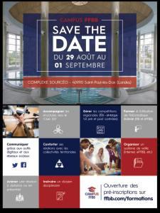 Le Campus FFBB organisé en Nouvelle-Aquitaine