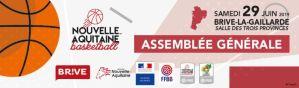 Quelques jours avant l'AG 2019 à Brive-la-Gaillarde !