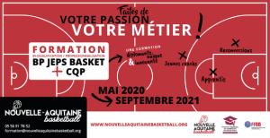 Candidatures ouvertes pour le BP JEPS BI-QUALIFICATION 2020-2021