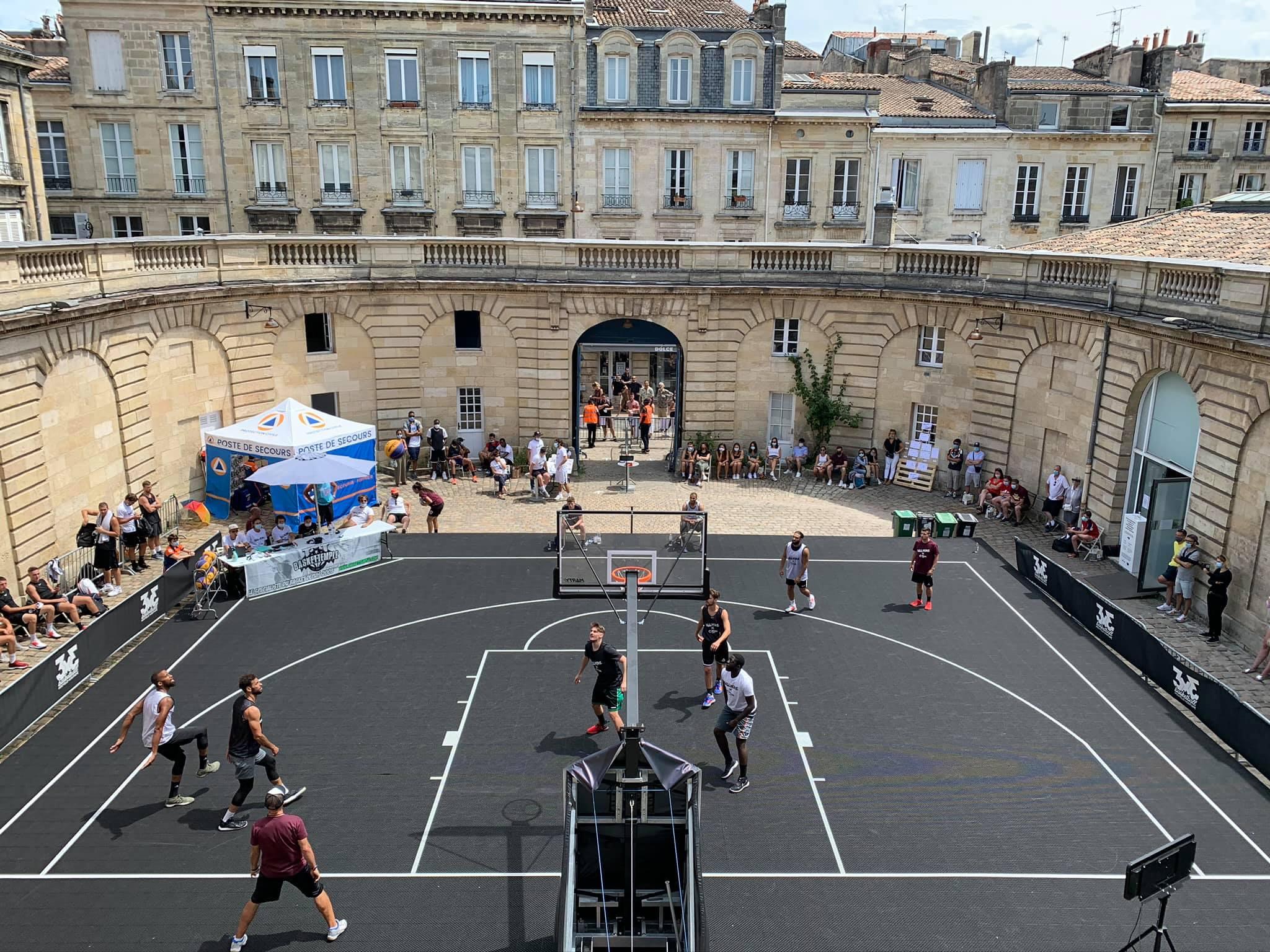 RECAP – Tournoi 3×3 Bordeaux