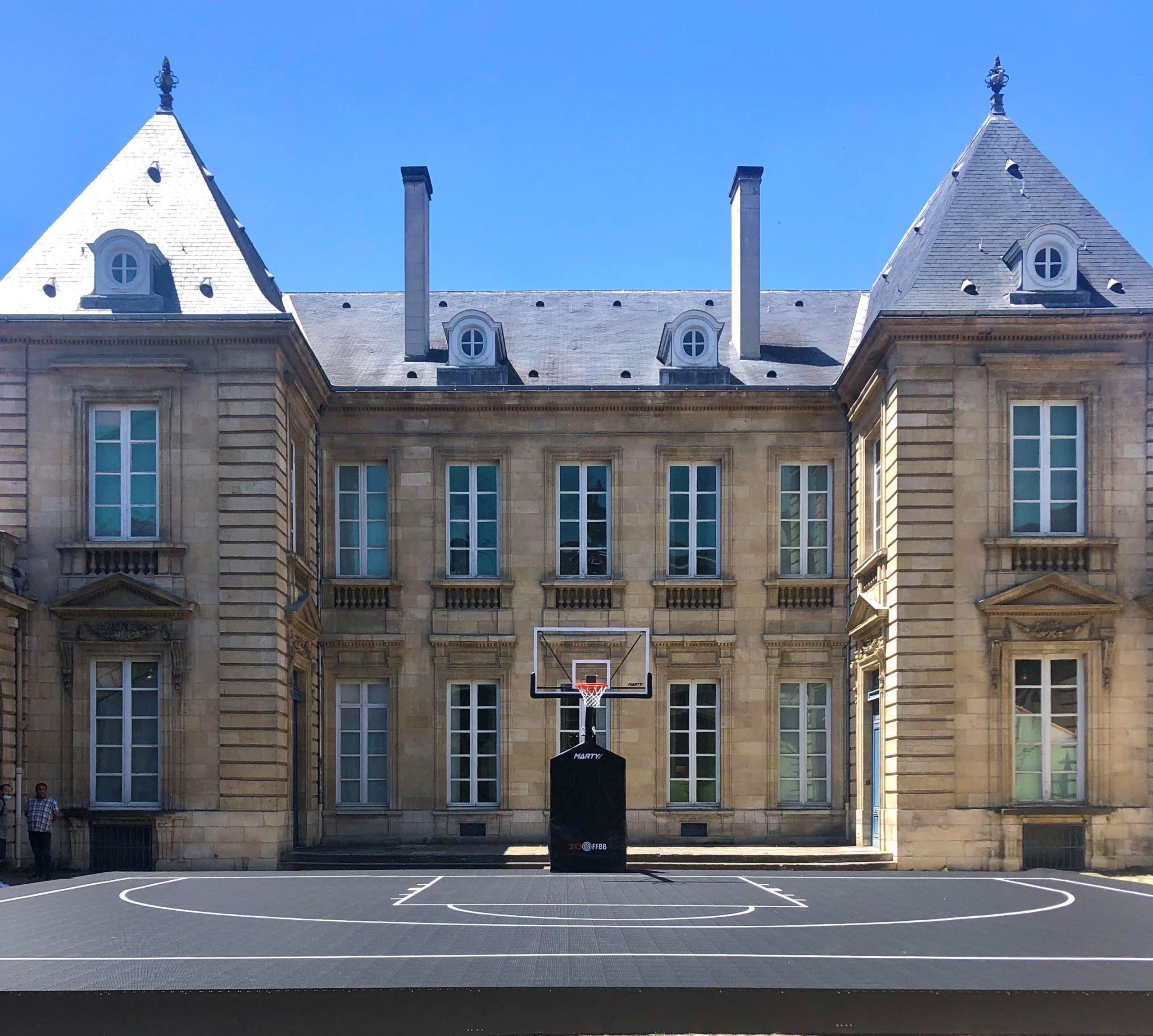 Streetball 3×3, Pau et Bordeaux ce week-end !
