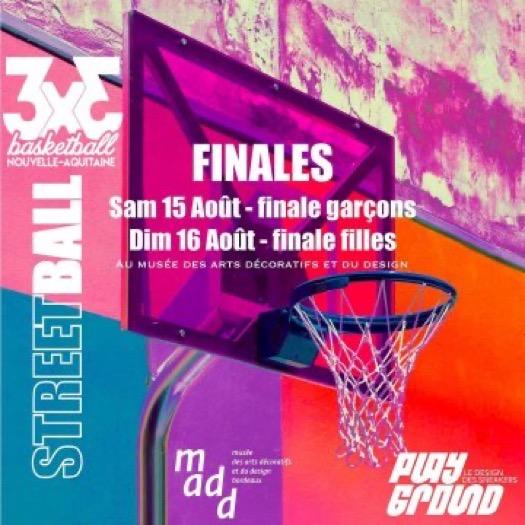 3×3 : ce dimanche, Tournoi Féminin et Finale à Bordeaux