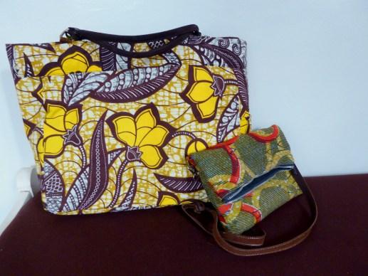 Des sacs d'Anne Calfo