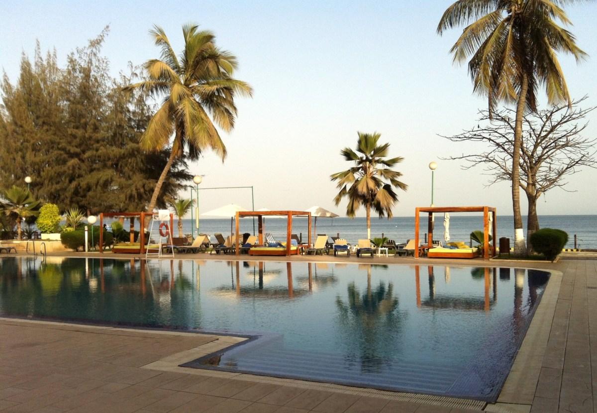 Top 6 des meilleures piscines de Dakar