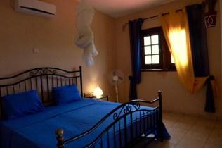 Une chambre double disponible pour les clients. Photo DR