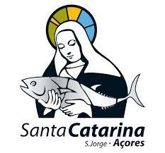 Logo Santa catarina açores - Nouvelle Vague l'Epicerie de la Pêche à Bordeaux