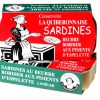 Sardines Millésimées au beurre Bordier et aux piments d'Espelette - La Quiberonnaise - Nouvelle Vague Epicerie de la pêche à Bordeaux