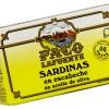 Sardines en escabèche - Paco Lafuente - Galice - Nouvelle Vague Epicerie de la pêche à Bordeaux