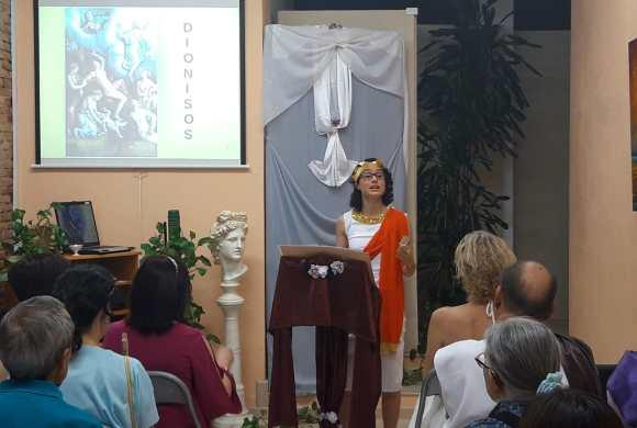 Lecturas divinas en Nueva Acrópolis Sabadell