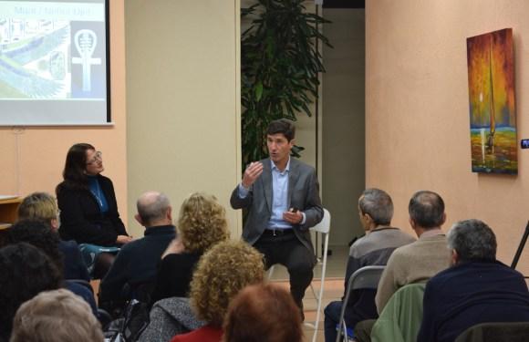 Diálogo sobre las ideas que han cambiado el mundo, en Nueva Acrópolis Sabadell