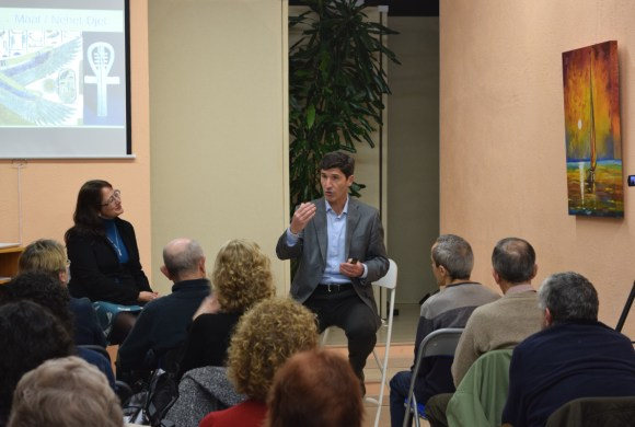 Diàleg sobre les idees que han canviat el món, a Nova Acròpolis Sabadell