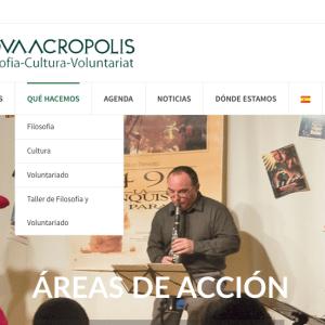 Nueva Acrópolis Barcelona y Sabadell lanzan nueva página web