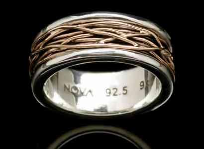 Rose Gold Ring-r42r9k