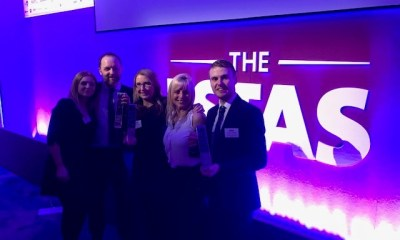 McMillan wins award at The ESTAS, the most prestigious awards in the UK property industry sponsored by Zoopla.